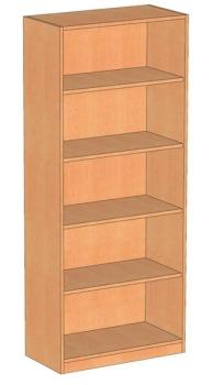 kindergartenm bel und schulm bel online kaufen offenes regal roki. Black Bedroom Furniture Sets. Home Design Ideas