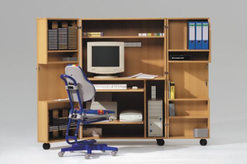 kindergartenm bel und schulm bel online kaufen edv 3000 edv schrank roki. Black Bedroom Furniture Sets. Home Design Ideas