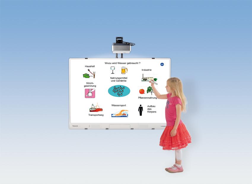 Kindergartenmöbel und Schulmöbel online kaufen!   Panasonic Board ...